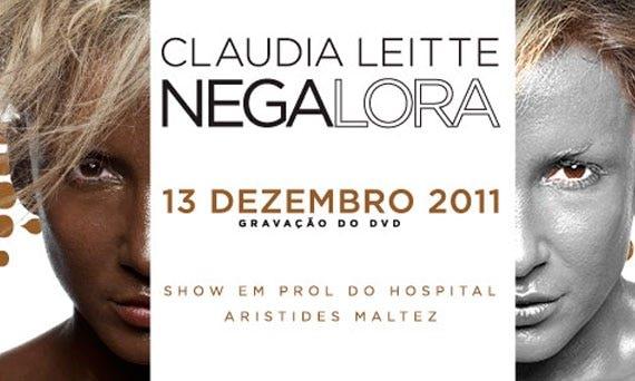 Click Interativo fará cobertura da gravação do DVD de Claudia Leitte