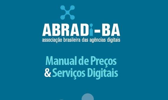 Manual de Preços e Serviços Digitais 2011 | ABRADI-BA