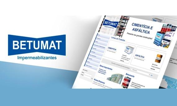 Site Betumat – Informações num clique!