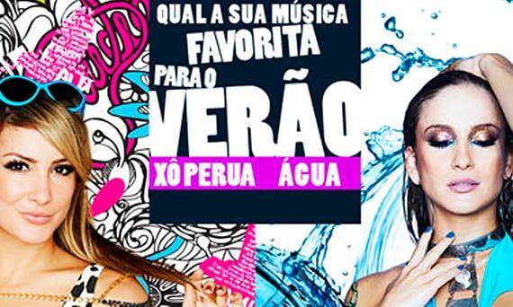 Nova música de trabalho de Claudia Leitte será escolhida em seu site!