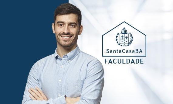 A Faculdade Santa Casa é cliente Click Interativo.
