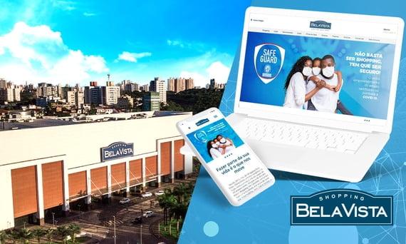 Com proposta de inovação, Shopping Bela Vista lança novo site