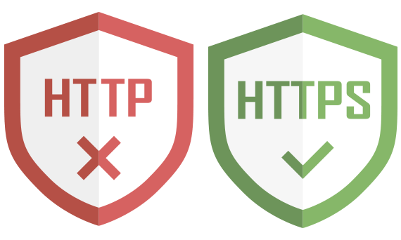 http vs https - Click Interativo