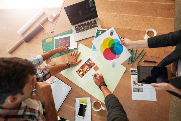 Agência Digital - Trabalho em equipe - Click Interativo