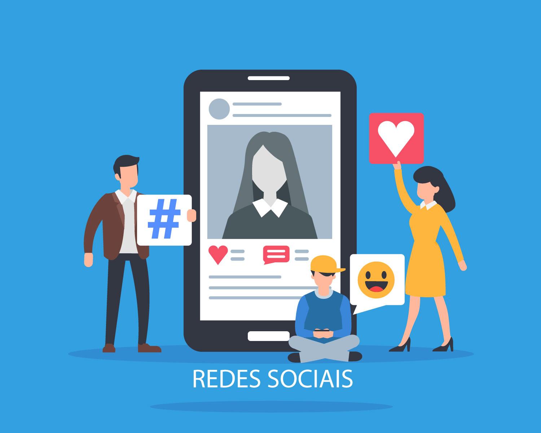 Campanhas em redes sociais - Click Interativo