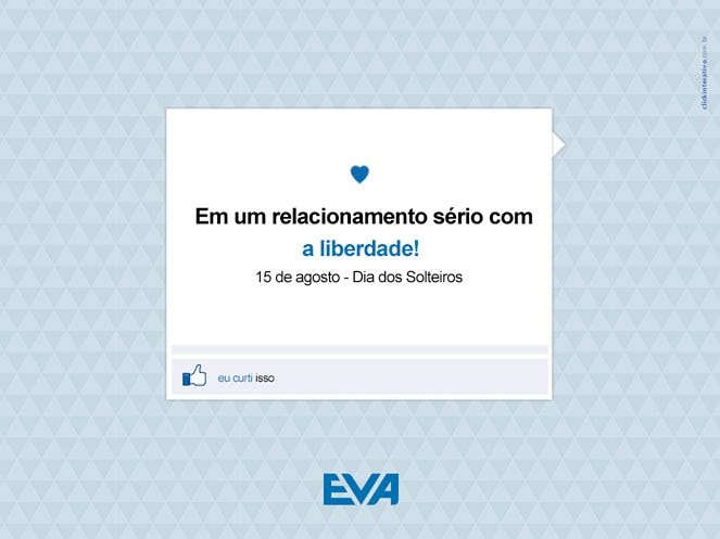 Anúncio do Eva é destaque em mídia nacional