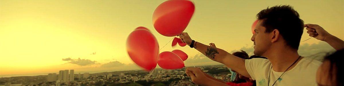 """Lançamento do videoclipe """"Simplesmente"""""""