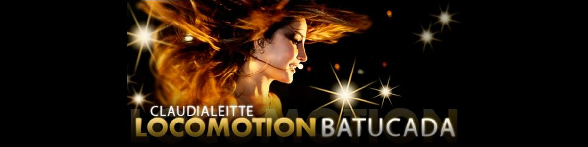 Claudia Leitte lançou Locomotion Batucada no Miss Universo 2011