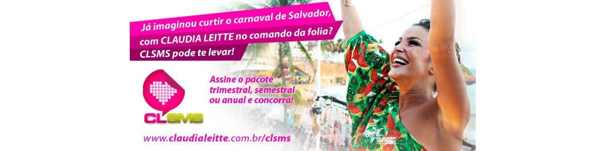 O CL SMS leva você ao carnaval de Salvador