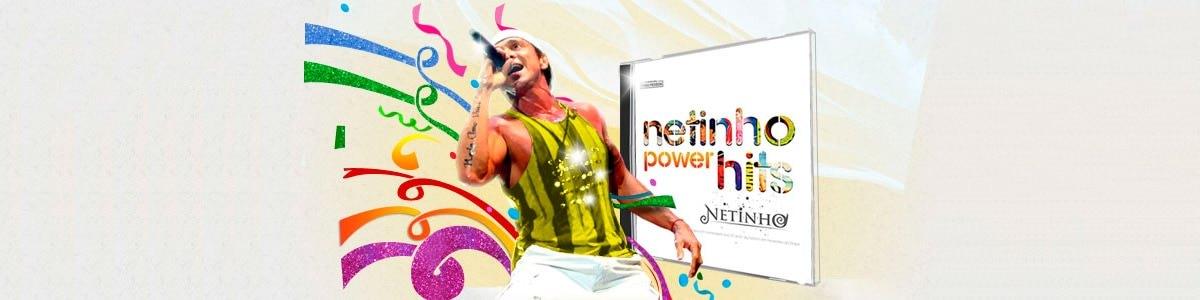 CD comemorativo de Netinho terá as músicas que os fãs escolherem