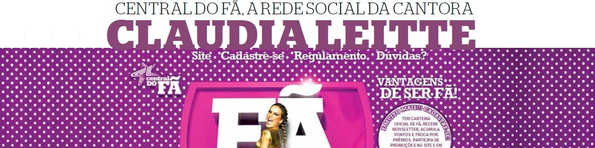 Revista Wide traz matéria destacando o trabalho da Click Interativo para Claudia Leitte.
