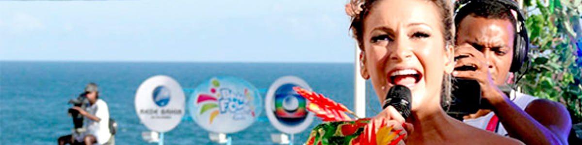Click Interativo em ação no carnaval de Claudia Leitte