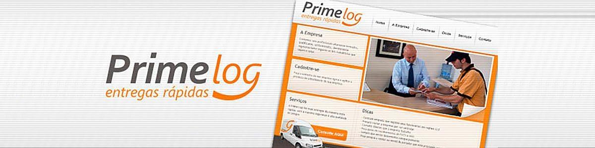 Rapidez também na internet – Primelog Delivery