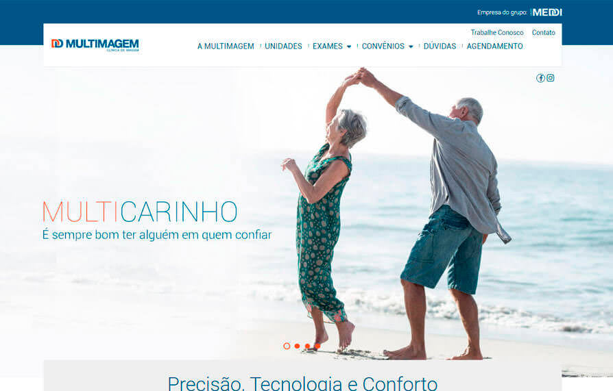 Home - Site Multimagem 2016 - Click Interativo