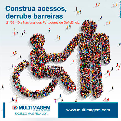 Os limites só existem para quem acredita neles! :D  #Multimagem #MultimagemClínicadeImagem #ClínicadeImagem #DiaNacionalDosPortadoresDeDeficiência #Bahia  www.multimagem.com