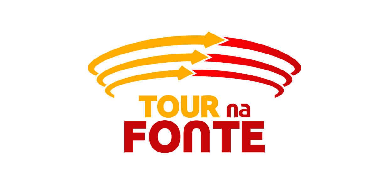 Desenvolvimento da Logo Tour na Fonte - Click Interativo