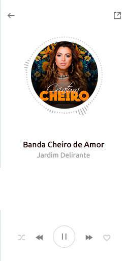 Cheiro de Amor CD
