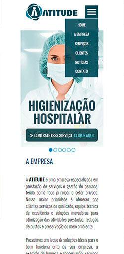 Site Atitude Service 2015 - Click Interativo