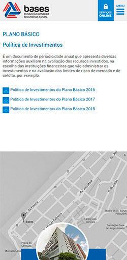 Site BASES 2016 - Click Interativo