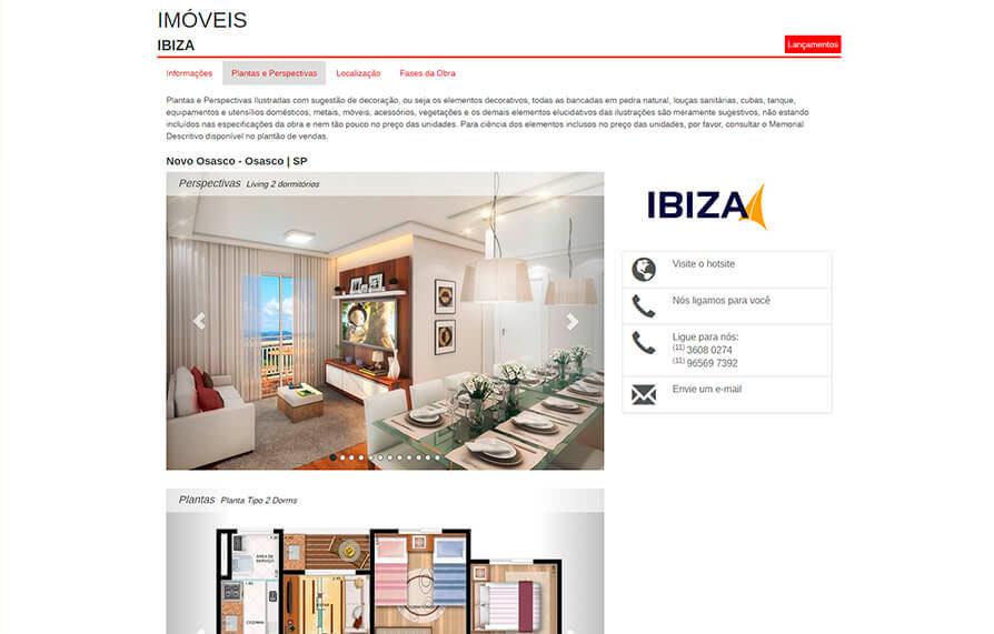 Site Grupo Saldanha 2015 - Click Interativo