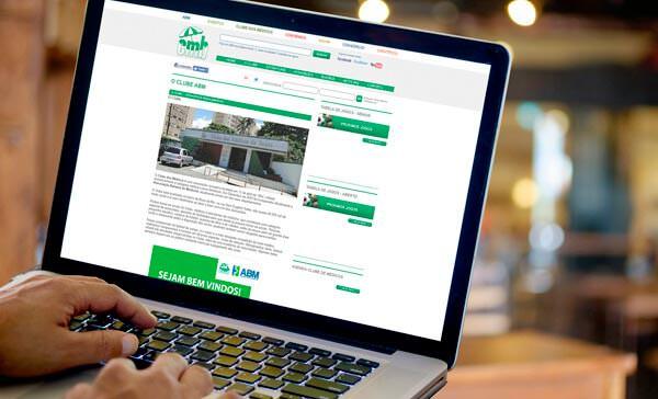 Website Clube dos Médicos